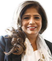 安妮塔•梅赫拉 (Anita Mehra), -总经理, Benham & Reeves Lettings
