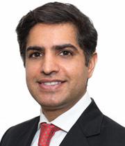 维杜赫•梅赫拉 (Vidhur Mehra), – 财务经理, Benham & Reeves Lettings